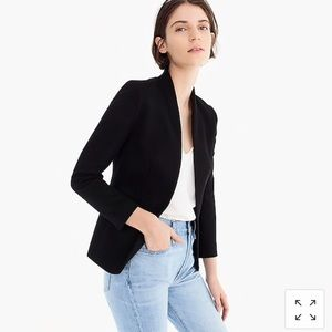 J. Crew Going Out Blazer in Stretch Twill